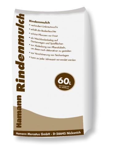 Hamann Rindenmulch 60 l