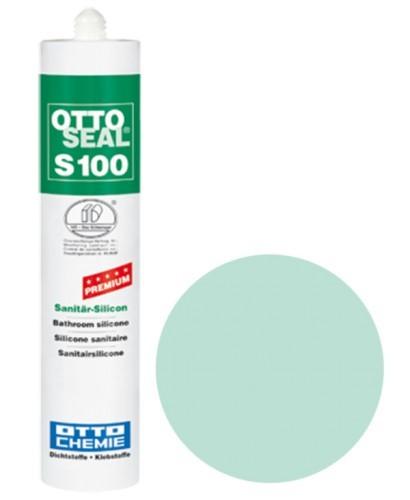 OTTOSEAL® S100 Premium-Sanitär-Silicon 300 ml - Mint C40