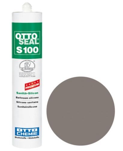 OTTOSEAL® S100 Premium-Sanitär-Silicon 300 ml -  Intensivbraun C7117