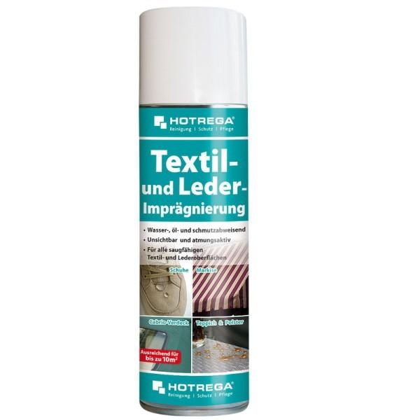HOTREGA® Textil- und Leder-Imprägnierung 300 ml
