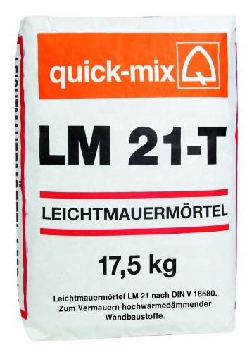 Tubag-Leichtmauermoertel LM 21 37 Liter