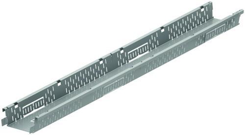 ACO Self® Highline Fassadenrinnenelement 500mm Stahl verzinkt ohne Rost