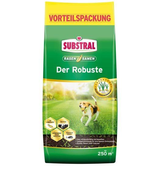 SUBSTRAL® Der Robuste Rasensamen 5 kg
