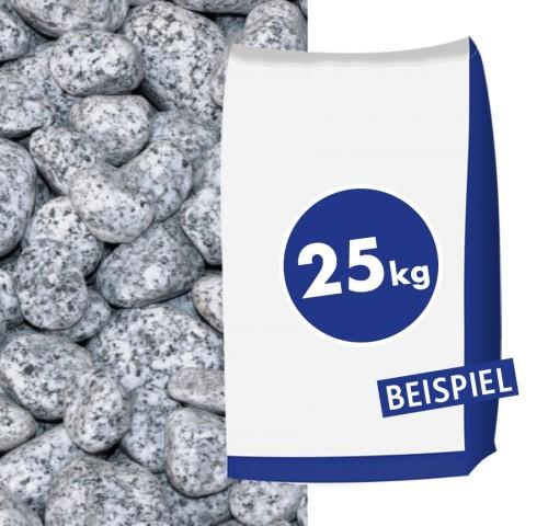Hamann Granit-Gletscherkies Grau 25-40 mm 25 kg