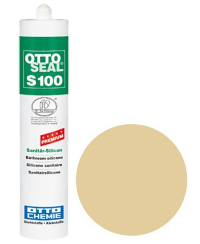 OTTOSEAL® S100 Premium-Sanitär-Silicon 300 ml - Melba C1169