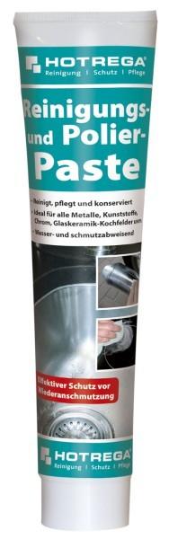 HOTREGA®  Reinigungs- und Polier-Paste 125 ml