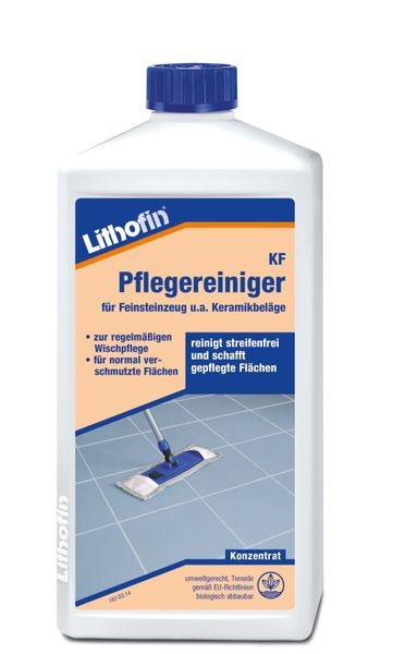 Lithofin® KF Pflegereiniger 1 l