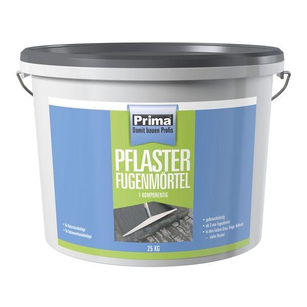 Prima® 1K Pflasterfugenmörtel 25 kg - grau