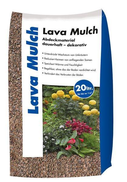 Hamann Lava-Mulch Rot 16-32 mm 20 l