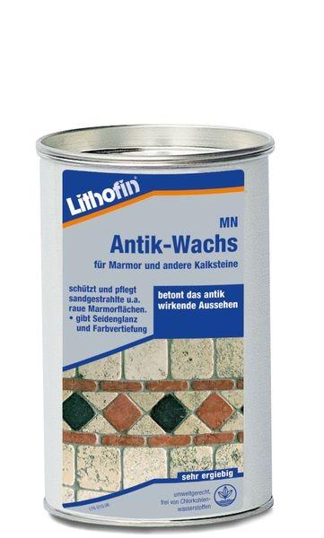 Lithofin MN Antik Wachs 1 Liter