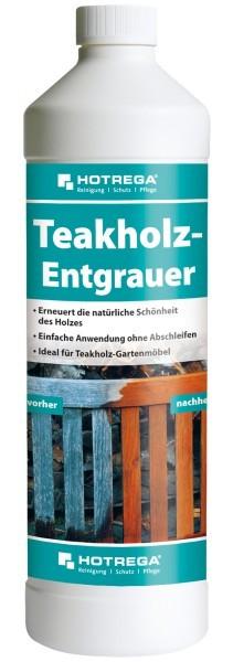 HOTREGA® Teakholz-Entgrauer 1 l