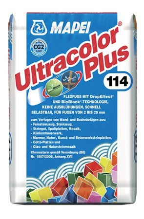 Mapei Ultracolor Plus Fugmörtel Manhattan 5 kg