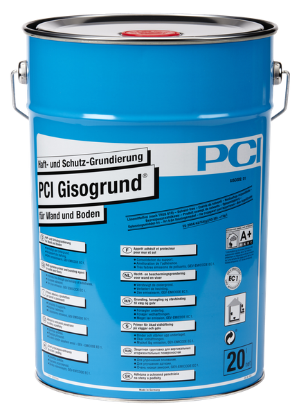 PCI Gisogrund® Haft- und Schutzgrundierung 20 l