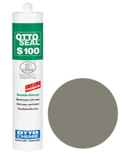 OTTOSEAL® S100 Premium-Sanitär-Silicon 300 ml - Betongrau C56