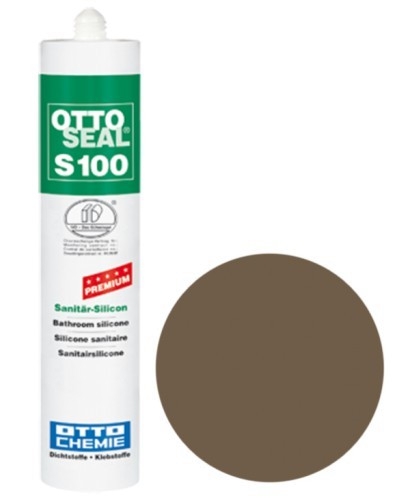 OTTOSEAL® S100 Premium-Sanitär-Silicon 300 ml - Cottofuge C75
