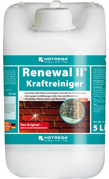 HOTREGA® Renewal ll® - Kraftreiniger 5 l