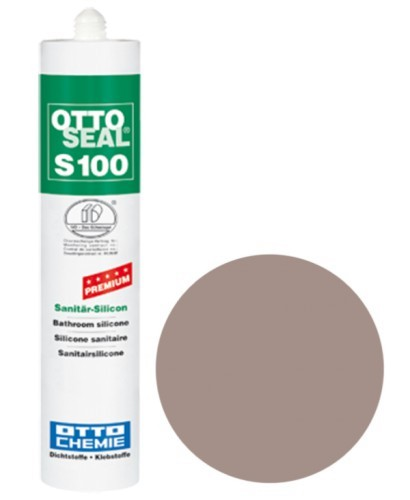OTTOSEAL® S100 Premium-Sanitär-Silicon 300 ml - Sunset C26