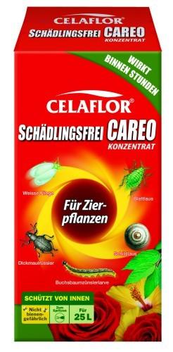 CELAFLOR® Schädlingsfrei CAREO Konzentrat für Zierpflanzen 250 ml
