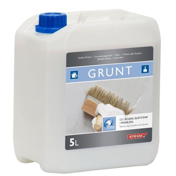 Stegu® GRUNT Grundierung 5 l