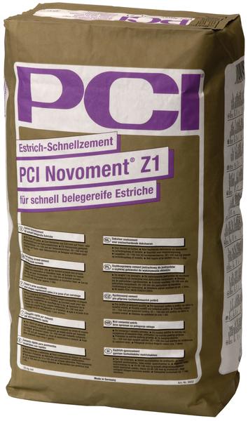 PCI Novoment® Z1 Estrich-Schnellzement 25 kg