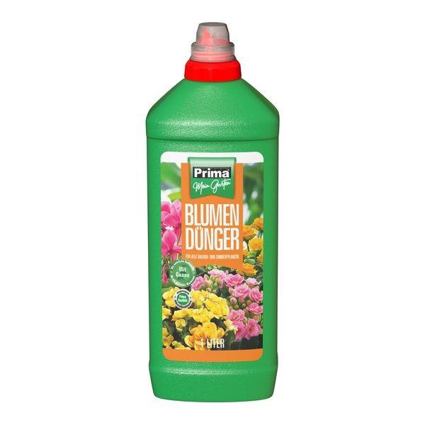 Prima® Blumendünger mit Guano 1 l