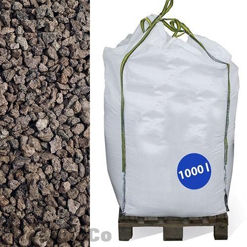 Hamann Lava-Mulch Rot 16-32 mm Big Bag 1000 l