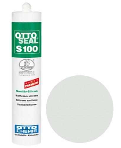 OTTOSEAL® S100 Premium-Sanitär-Silicon 300 ml - Flashgrau C787