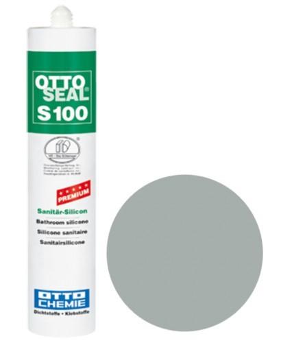 OTTOSEAL® S100 Premium-Sanitär-Silicon 300 ml - Alu C14