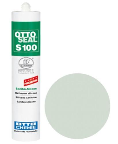 OTTOSEAL® S100 Premium-Sanitär-Silicon 300 ml - Ägäis C91