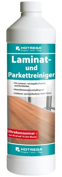 HOTREGA® Laminat- und Parkettreiniger 1 l