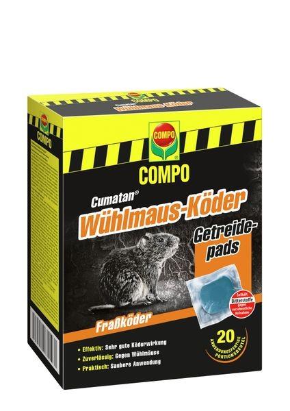 COMPO Wühlmaus-Köder Cumatan® 200 g