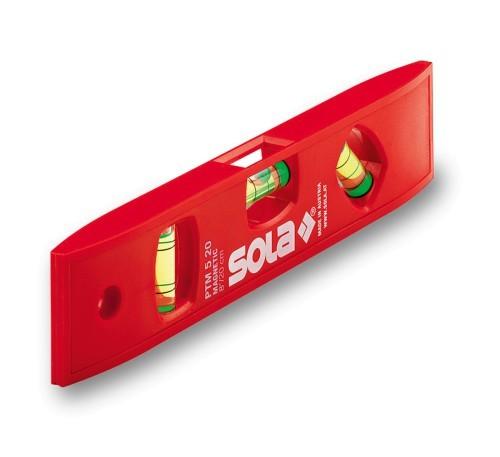 Sola® PTM 5 Kunststoff-Wasserwaage 20 cm