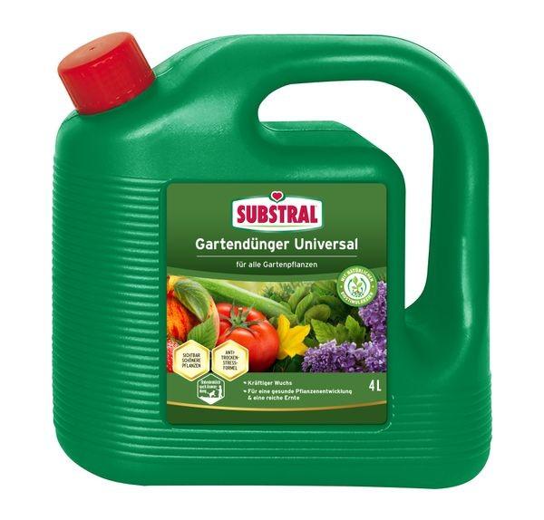 SUBSTRAL® Gartendünger Universal 4 l