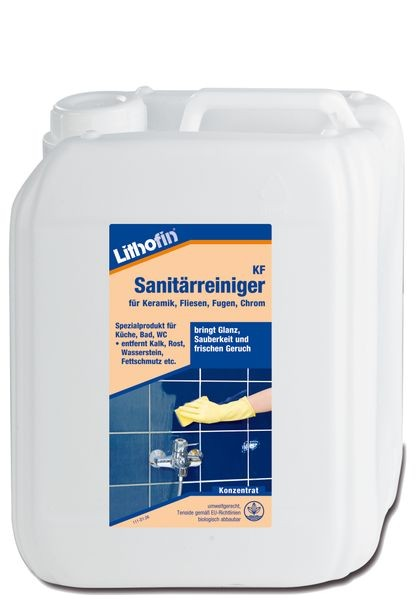 Lithofin® KF Sanitärreiniger 5 l