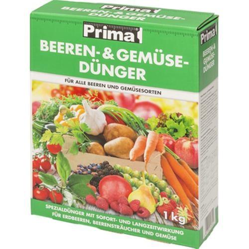 Prima Beeren- und Gemueseduenger 2,5kg