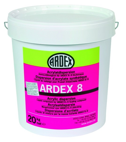 Ardex 8 Acrylatdispersion 20 kg