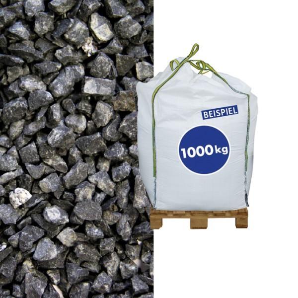 Basaltsplitt Eifelschwarz 5-8 mm 1000kg Big Bag