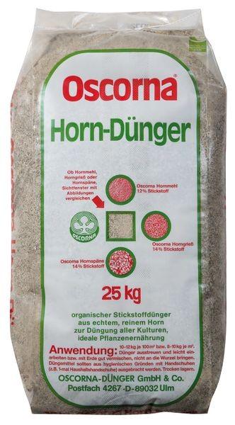 Oscorna® Hornmehl 25 kg