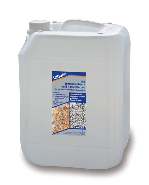 Lithofin® MN Zementschleier- und Rostentferner 10 l