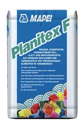 Mapei Planitex F Spachtel Weiß 5 kg