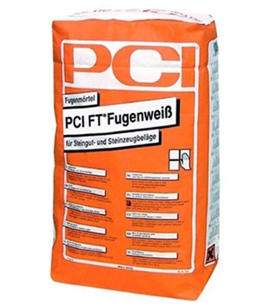 PCI FT FUGENWEIß Fugenmörtel 5 kg Beutel