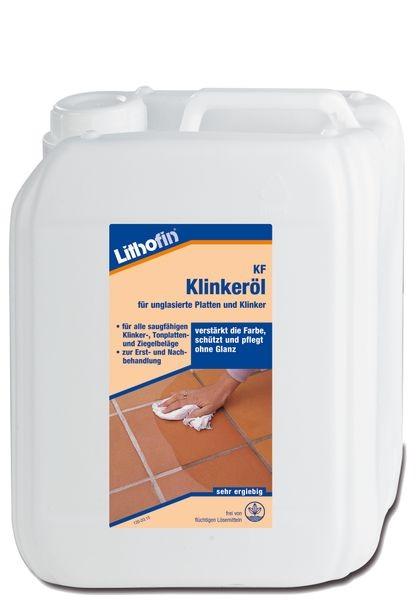 Lithofin® KF Klinkeröl 5 l