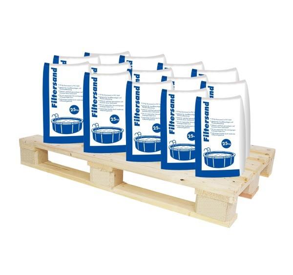 Hamann Filtersand 0,4-0,8 mm 1000 kg