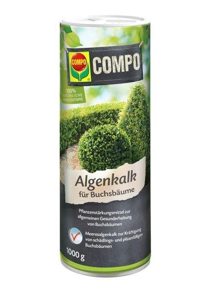 COMPO Algenkalk für Buchsbäume 1 kg