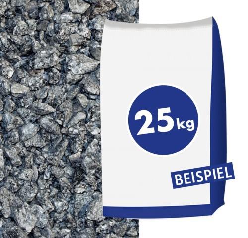 Granitsplitt Hellgrau 5-8mm 25kg Sack