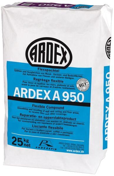 ARDEX A950 Flexspachtel grau 25 kg