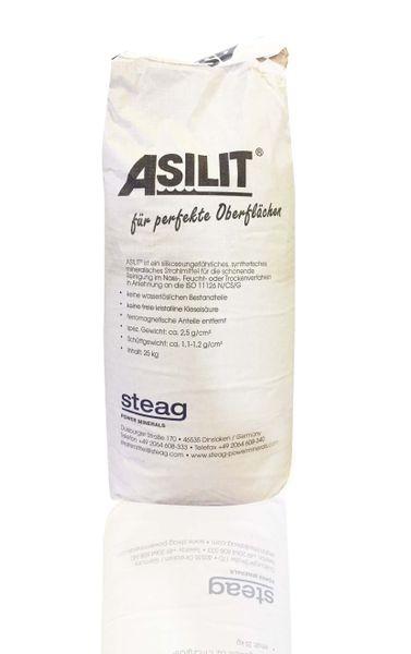 ASILIT Strahlmittel 0,09-0,25 mm 25 kg