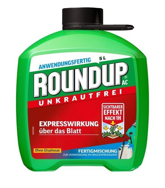 ROUNDUP® AC Unkrautfrei Fertigmischung 5 l