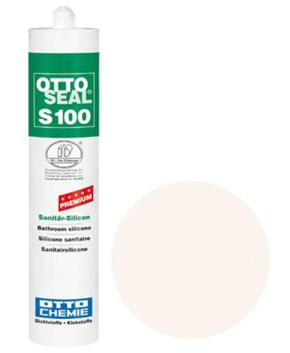 OTTOSEAL® S100 Premium-Sanitär-Silicon 300 ml - Jasmin C08