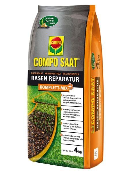 COMPO SAAT® Rasen Reparatur Komplett-Mix+ 4 kg